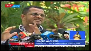 Mbiu ya KTN: Viongozi wa Wiper wafanya mazungumzo na madaktari wanaogoma