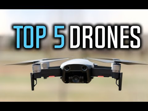 Best Drones in 2018 – Which Is The Best Drone?