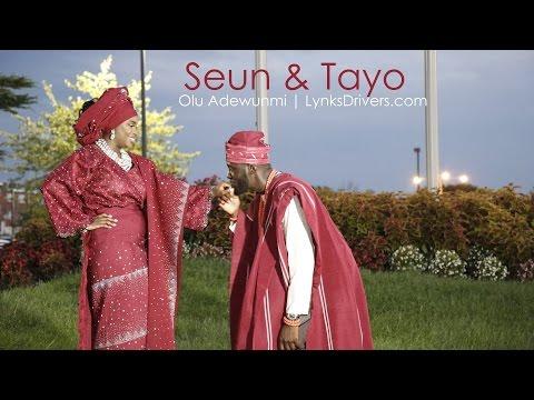 Seun and Tayo - The Traditional Wedding