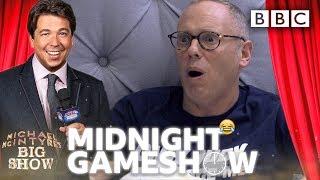 Judge Rinder's hilarious Midnight Gameshow! - Michael McIntyre's Big Show - BBC