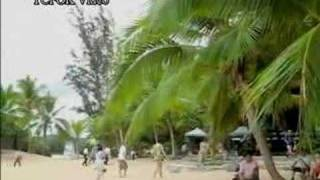Video : China : SanYa, HaiNan 海南 : tropical resort