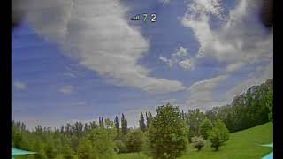 Fpv Leipzig 2750KV some POWERLOOPS after PID Tuning Betaflight Speedybee app today 2207