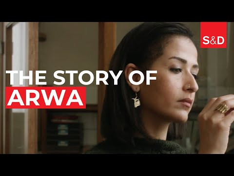 One flew into a new home - The Story of Arwa