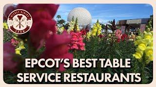 Epcots Best Table Service Restaurants   Disney Dining Show   01/31/20