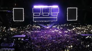 Alejandro Sanz se pone a llorar en mitad del concierto de Barcelona