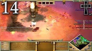 Age of Mythology: The Titans - 14ª Partida Multijugador - Lucho y Fede