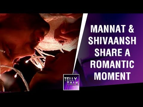 Mannat and Shivaansh share a romantic moment on their first night | Ishqbaaz