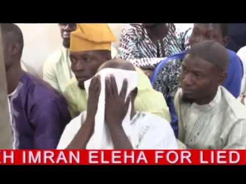 Download Alfa Aniyikaye's Apology To Sheikh Imran Eleha HD Mp4 3GP Video and MP3