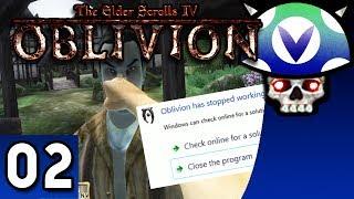 [Vinesauce] Joel   The Elder Scrolls IV: Oblivion ( Part 2 )