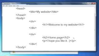 Learn More HTML in 12 Minutes