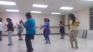 A1 Love line dance