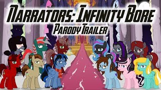 Narrators: Infinity Bore (Parody Trailer)
