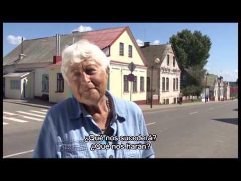Cyla (Tzila) Yoffan describe la acción del 12 de mayo de 1942