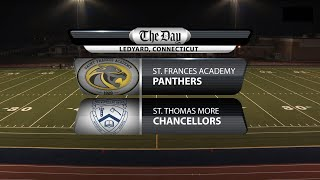 Full replay: St. Frances Academy (MD) vs. St. Thomas More football