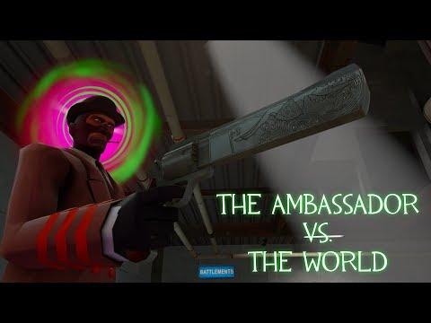 TF2: The Ambassador is REALLY bad - смотреть онлайн на Hah Life