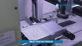 Matrix Platform Manufacturing: 9 - Inkjet Printer
