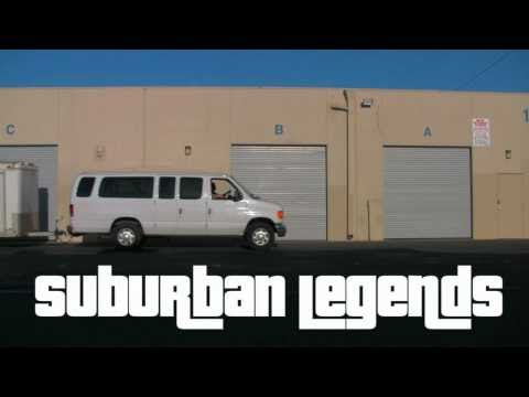 Suburban Legends is Going on Tour!