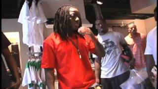 Ace Hood Day 2 Ruthless Tour - Loco Wit The Cake (Play Clothes Exclusive)