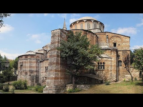 Η Τουρκία μετατρέπει και τη Μονή της Χώρας σε τέμενος – ¨Καταδίκη από ΕΕ – Εντονη αντίδραση ΥΠΕΞ…