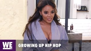 Angela Simmons is Engaged! | Growing Up Hip Hop | Season 2