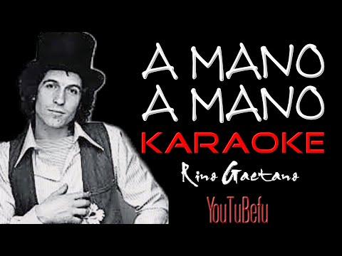 , title : 'A MANO A MANO (KARAOKE)'
