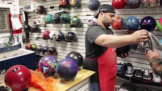 The Bowling Ball Driller (Bowling Documentary)