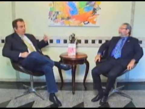 Viriato Moura entrevista o médico Hiran Gallo - Gente de Opinião