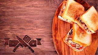 Бутерброды разных стран мира [Мужская Кулинария]