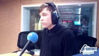 "Loïc Nottet On Radio ""Contact"""