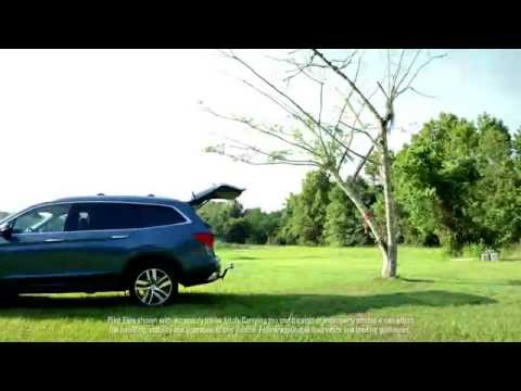 2016 Honda Pilot Goes Glamping | How to Really Relax