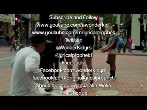Niggas In Paris (Ft. WonderKid) (Official Remix Video) - Lyrical Prophet