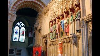 영국풍경: 세인트 알반 대성당 (St Albans Cathedral | セントオールバンズ大聖堂)