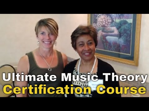 Ultimate Music Theory Certification Course - Music Teacher Training ...