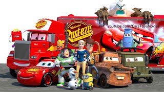 """FROZEN MATER CARS Movie """"34 Minutes"""" (Completed)"""