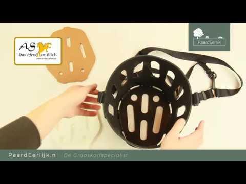 Product video AS das Pferd im blick met halster -PaardEerlijk | De Graaskorf specialist
