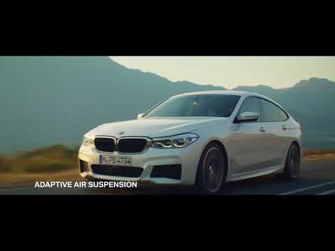 Bmw 6 Series Gran Turismo G32 Седан класса E - рекламное видео 2