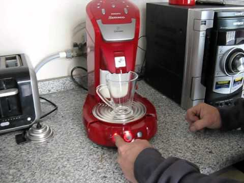 Cafetera philips senseo latter  select
