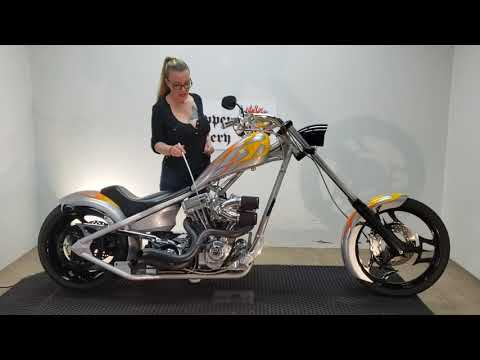 2005 Big Dog Motorcycles RIDGEBACK in Temecula, California - Video 1