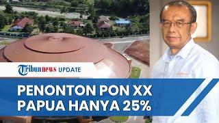 Penonton PON PAPUA Diputuskan Jokowi Hanya 25%, Atlet Datang H-3 dan Pulang 3 Hari setelah Tanding