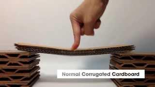 Super Corrugated Board