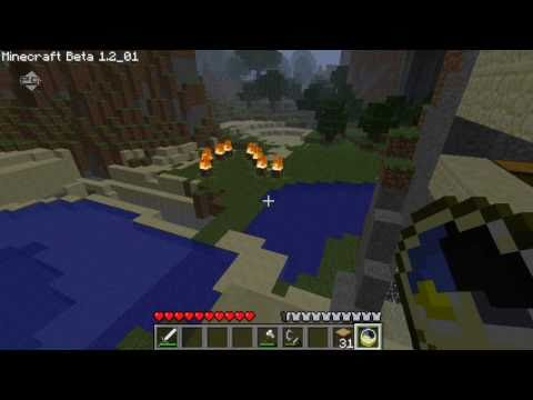 Minecraft: Getting meat & leather