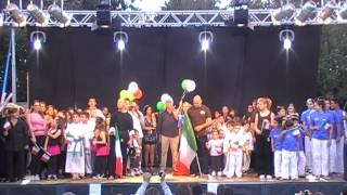 preview picture of video '1° Festa dello sportivo,Polisportiva di Passoscuro, coreografia by Lulù'