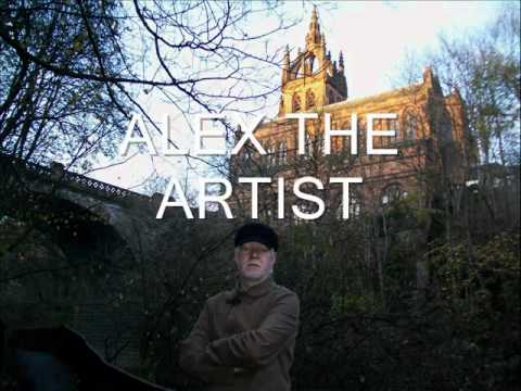 Alex The Artist - By Jay McGurran