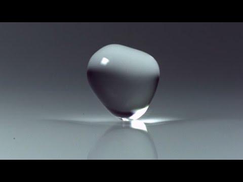 Jak se voda odráží od vody - Smarter Every Day