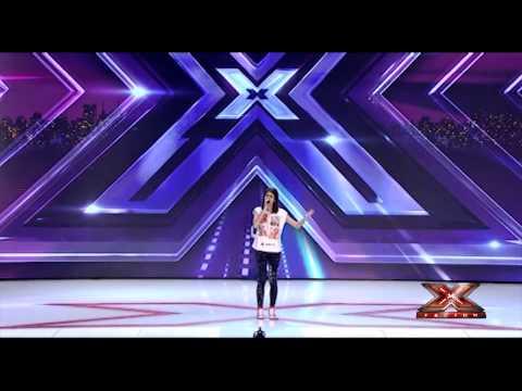 X FACTOR CZ&SK 2014 - Kristína Kušnírová
