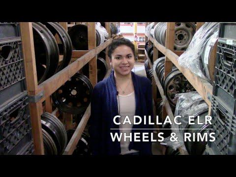 Factory Original Cadillac ELR Wheels & Cadillac ELR Rims – OriginalWheels.com