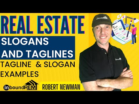 mp4 Real Estate Slogan, download Real Estate Slogan video klip Real Estate Slogan
