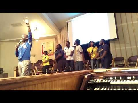 JCSU Gospel Choir feat JLamont - I Will Bless The Lord