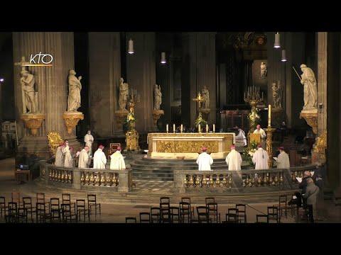 12ème Veillée de prière pour la Vie en présence des évêques d'Ile-de-France