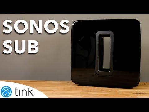 sonos sub wlan subwoofer online kaufen tink. Black Bedroom Furniture Sets. Home Design Ideas